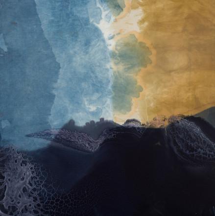 Dye Painting #5, 2020