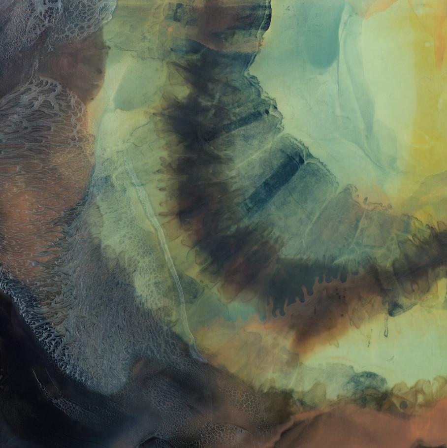 Dye Painting #1, 2020