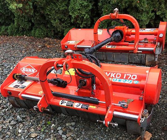 McHale 991 Wrapper, located at Matsqui Ag Repair 604-826-3281