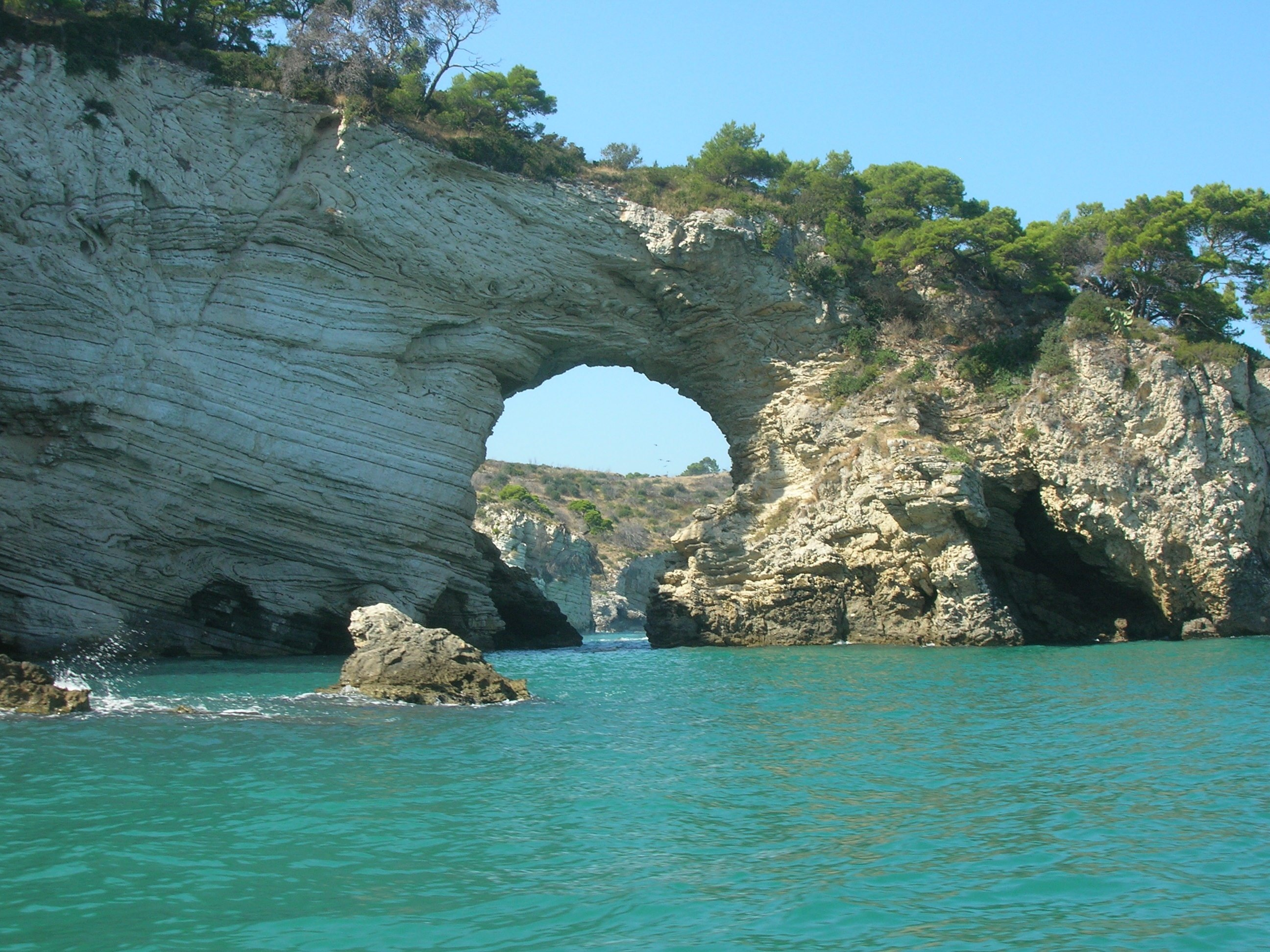 Grotte marine
