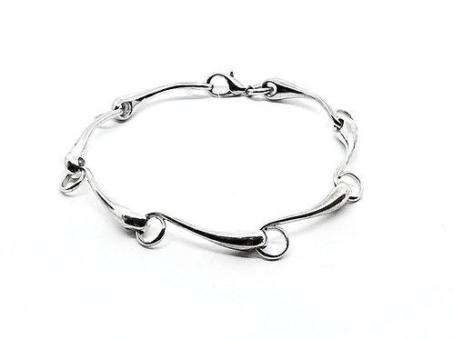 Bracelet goutte d'eau