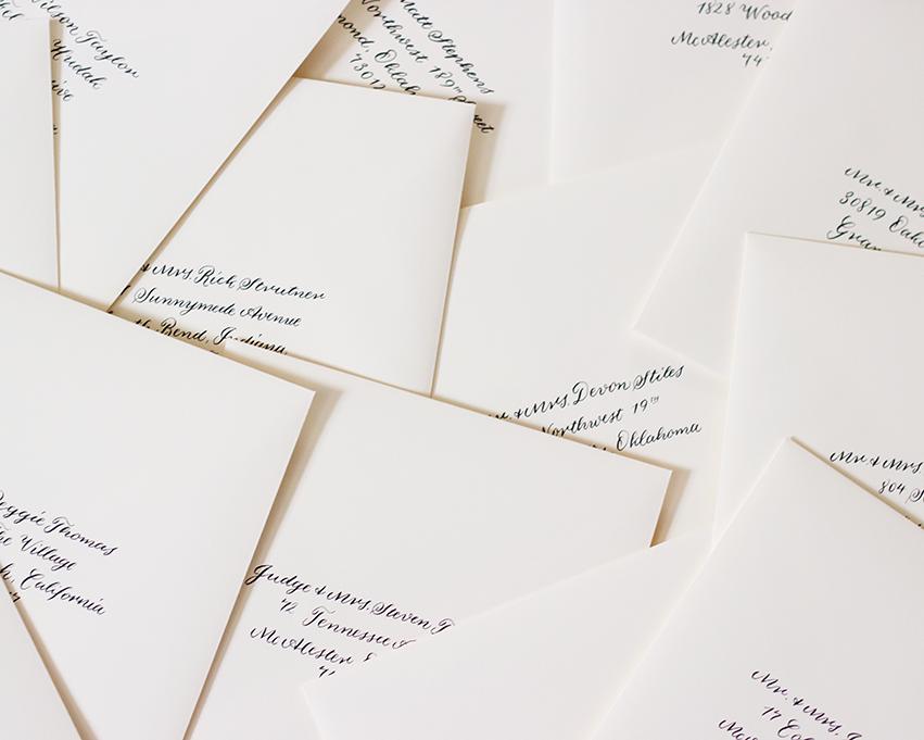 calligraphy-envelope-addressing