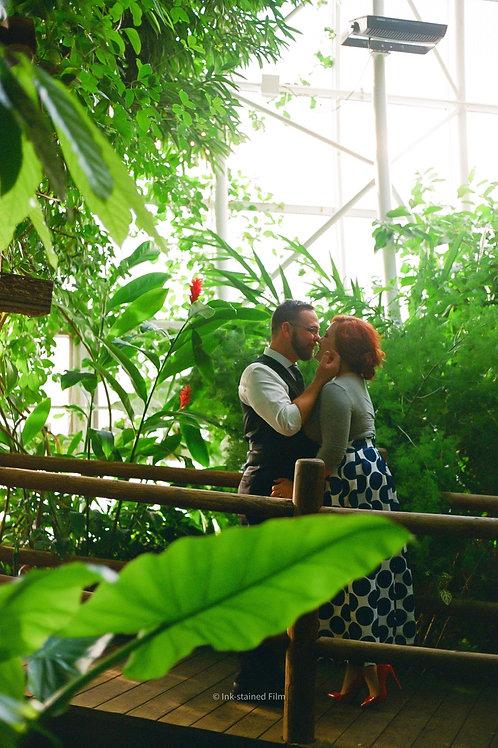 Secret Garden Mini Session