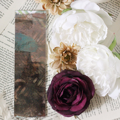 Dark Tones with a Peek of Whimsy