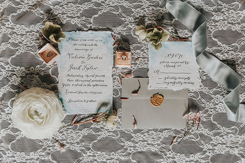 Photographer Styled Set for Flat Lays