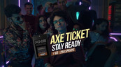 Axe Ticket