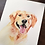 Thumbnail: Pet Portrait in Watercolor