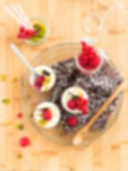 Maison Francart Muffins Chocolat Blanc