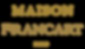 Maison Francart logo