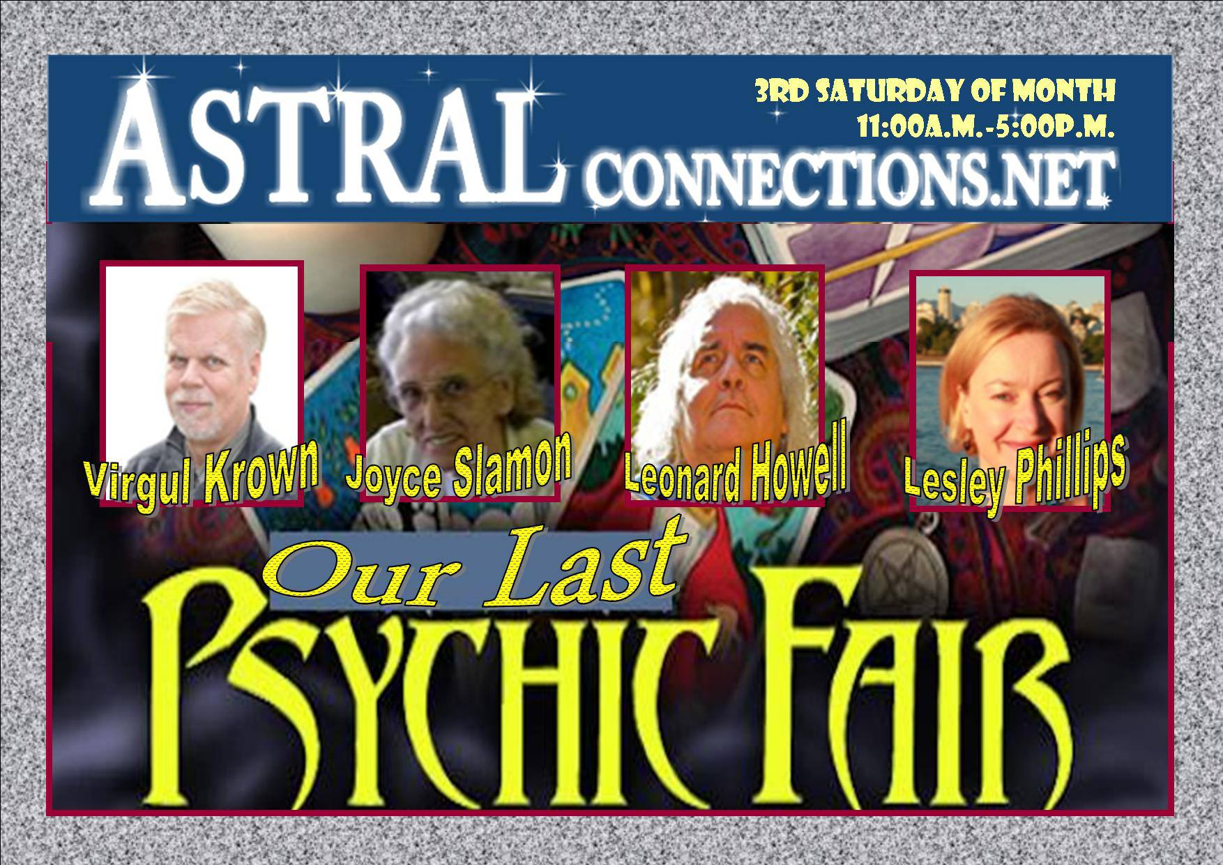 Astral Psychic Fair