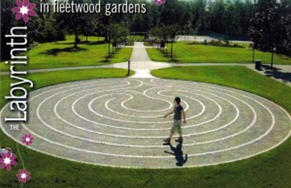 Fleetwood-Labyrinth-Post-Card