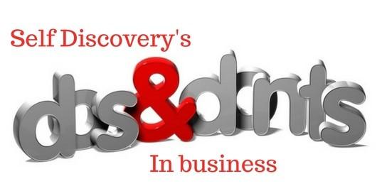 self-discoverys