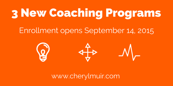 Announcement for Coaching Programs (Mailer Family)