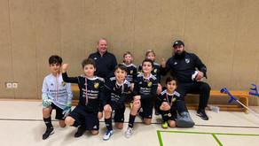 U11 gewinnt letzte Woche den Bernd Keischgens – Wintercup 2020