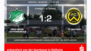 FC Walheim mit teuer erkauftem Derbysieg