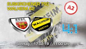 U18 von Hertha Walheim startet mit deftiger Niederlage in die Rückrunde