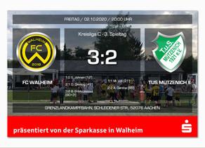 FC mit Last-Minute-Sieg gegen Mützenich
