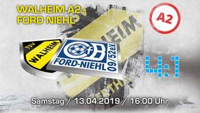 U18 von Hertha Walheim stürmt auf den 2. Tabellenplatz