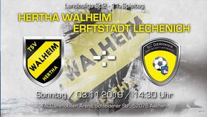 Landesliga, Staffel 2: TSV Hertha Walheim – SC Germania Erftstadt-Lechenich