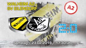 U18 von Hertha Walheim bleibt zuhause weiterhin ungeschlagen