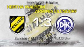 Arminia Eilendorf entführt drei Punkte aus Walheim