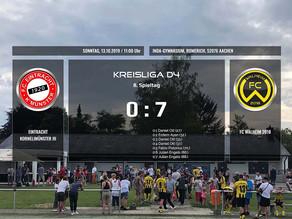 FC Walheim siegt im Derby gegen Kornelimünster III