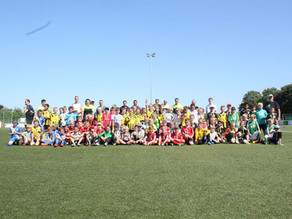 FC Walheim 2018 e.V. feiert überwältigendes Gründungsfest