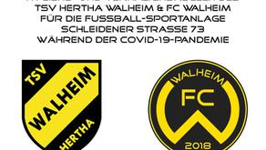 Hygiene- und Verhaltensregeln des TSV Hertha Walheim & FC Walheim ...