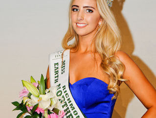 Richmond Centre 2018 Miss Earth -  Northern Ireland is crowned.