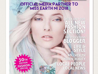 Media Partner - Highlight Magazine proud media sponsors of the Richmond Centre, Miss Earth - NI 2018