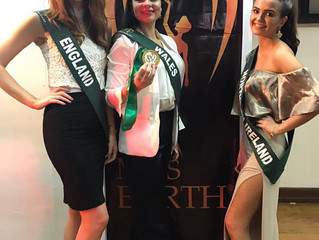 Our UK girls collectively WIN Gold Medal Award at Miss Earth 2017 Environmental Seminar!