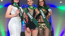 Miss Earth Wales WINS Bronze Medal in Talent Competition at Miss Earth.