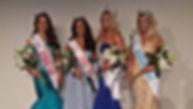 Richmond Centre, Miss Earth Northern Ireland 2018, Christie Van Schalkwyk,  Miss Air 2018Zara Campbell, Miss Water 2018, Miss Fire 2018Kerry Kane