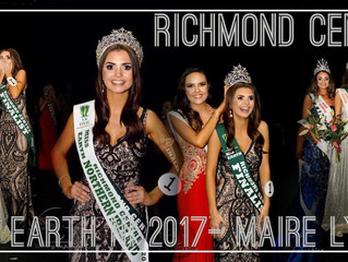 Northern Ireland - Last chance to enter Richmond Centre, Miss Earth Northern Ireland Grand Final on
