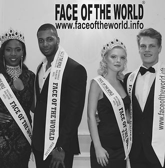Face Of The World 2017 winners