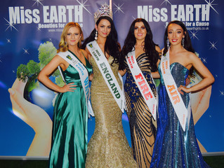 The NEW Miss Earth ENGLAND 2019 is Stephanie Wyatt and Elemental titleholders are crowned.