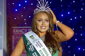 Chelsea Rist Miss TEEN Earth 2016