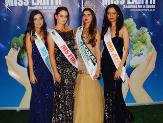 The NEW MS United Kingdom Of Great Britain and Northern Ireland 2019 is Sheetal Rane and Elemental t
