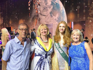Who will be the 12th Miss Earth - England  winner in 2018! Official launch of Miss Earth 2018Englan