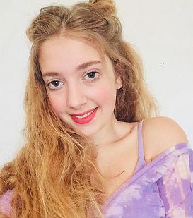 Myah-Mae Strathmann finalist in Miss Teen Earth UK