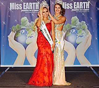 Ms and Mrs Earth GB uk 2017