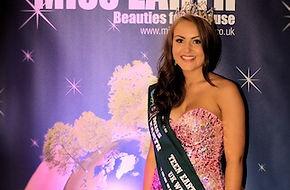 Amy Nuttall Miss Teen Earth UK 2012