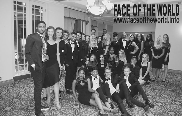 Face Of The World Beauty Competition 2017 finalists