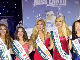 Calling all girls in England! Miss Earth is looking for you.