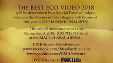 Check out Christie's Eco-Video it could take her to a TOP 18 place!