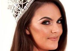 Julieanne McStravick Richmond Centre Miss Earth Northern Ireland 2016