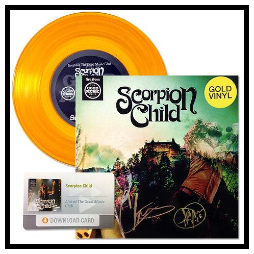 "SCORPION CHILD 7"" vinyl"