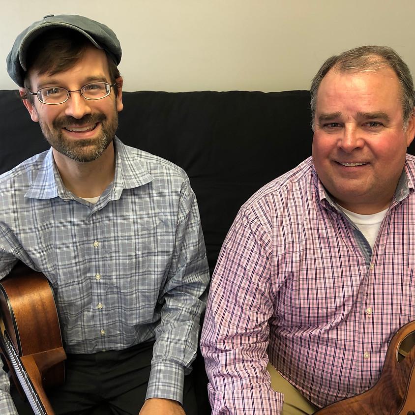 """John Groff & Andy Hatfield"" - Coffeehouse Session"
