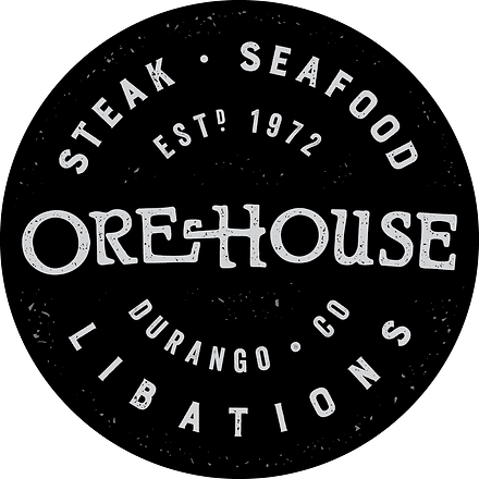 Ore House logo black badge.png
