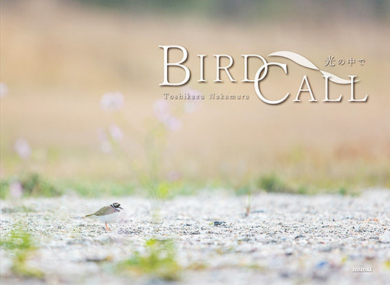 写真家 中村利和の写真集「BIRDCALL]